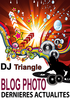 Blog photo et actualité DJ Animation Triangle Nîmes Gard spectacles et animations